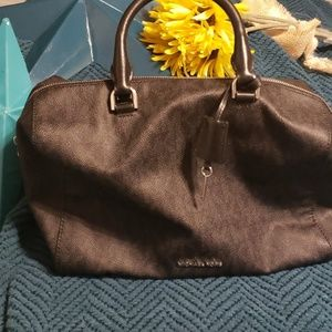Michael Kors handbag with lock & key